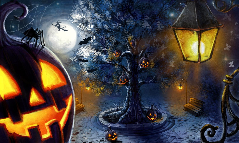 Perche La Zucca A Halloween.Halloween E Le Zucche Illuminate Dareagle