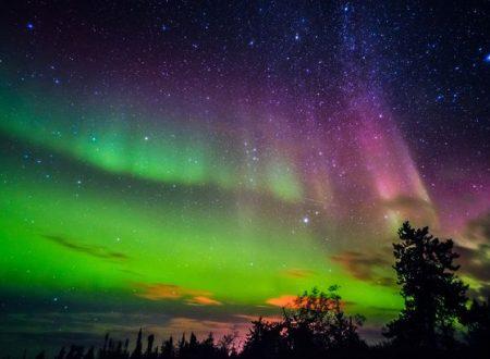 Origine delle Aurore Polari