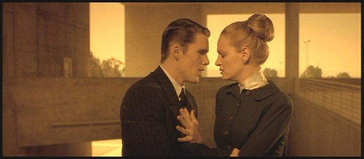gattaca vincent and irene relationship