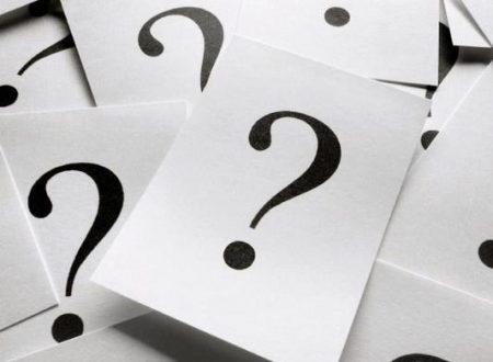 Qual è l'Origine del Punto Interrogativo?