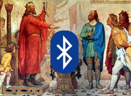 Bluetooth: etimologia e origine del logo